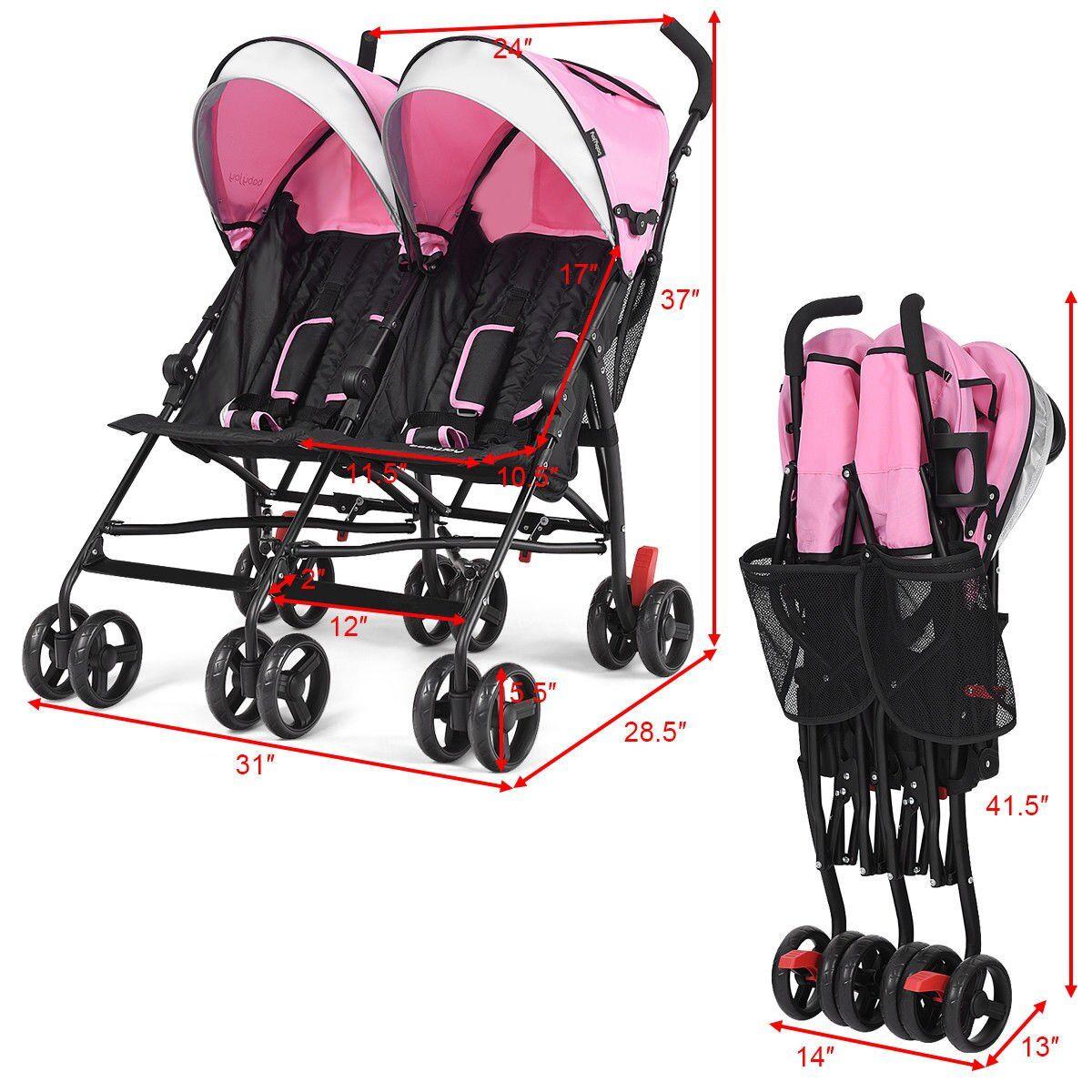Pin On Twin Stroller Car Seat Combo