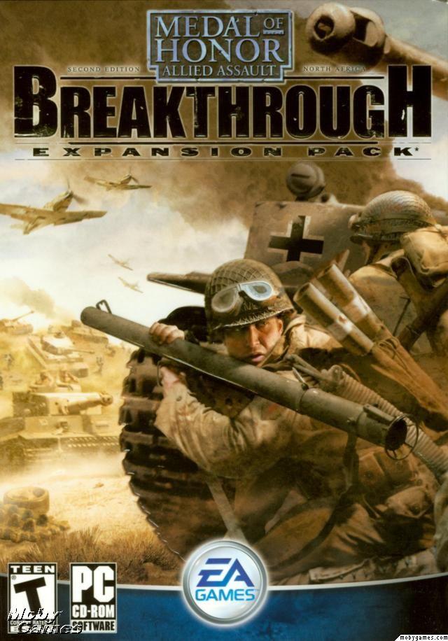 Medal Of Honor Allied Assault Nördigt