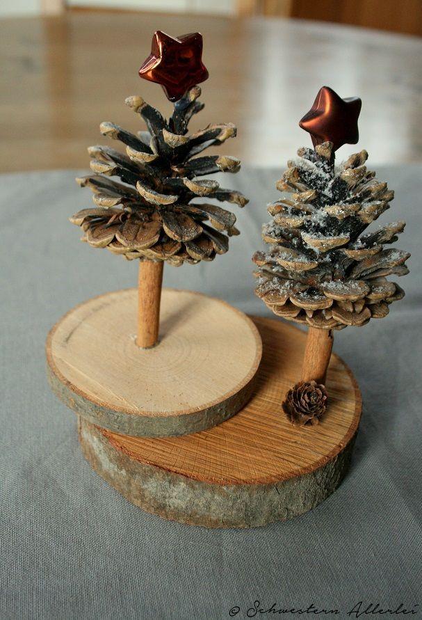Weihnachtsdeko basteln naturmaterialien my blog - Weihnachtsdeko naturmaterialien ...