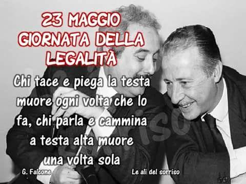 Chiesa di San Lorenzo: 23 maggio: giornata mondiale della legalità ...