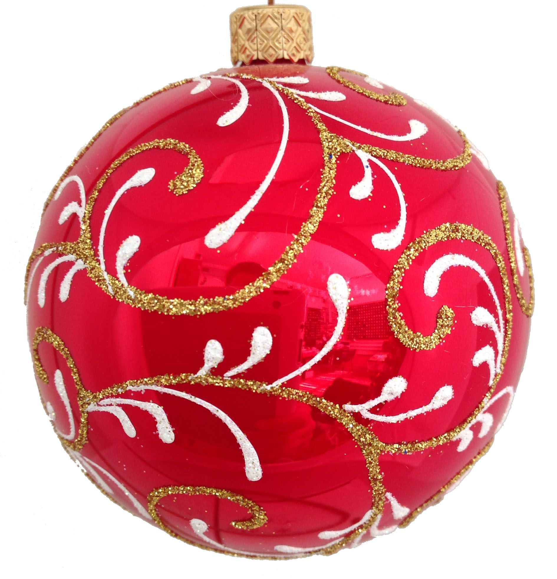 Factory of christmas tree decorations toys