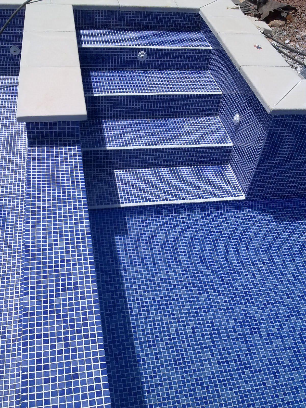 Gresite piscinas buscar con google pool pinterest - Que es el gresite ...