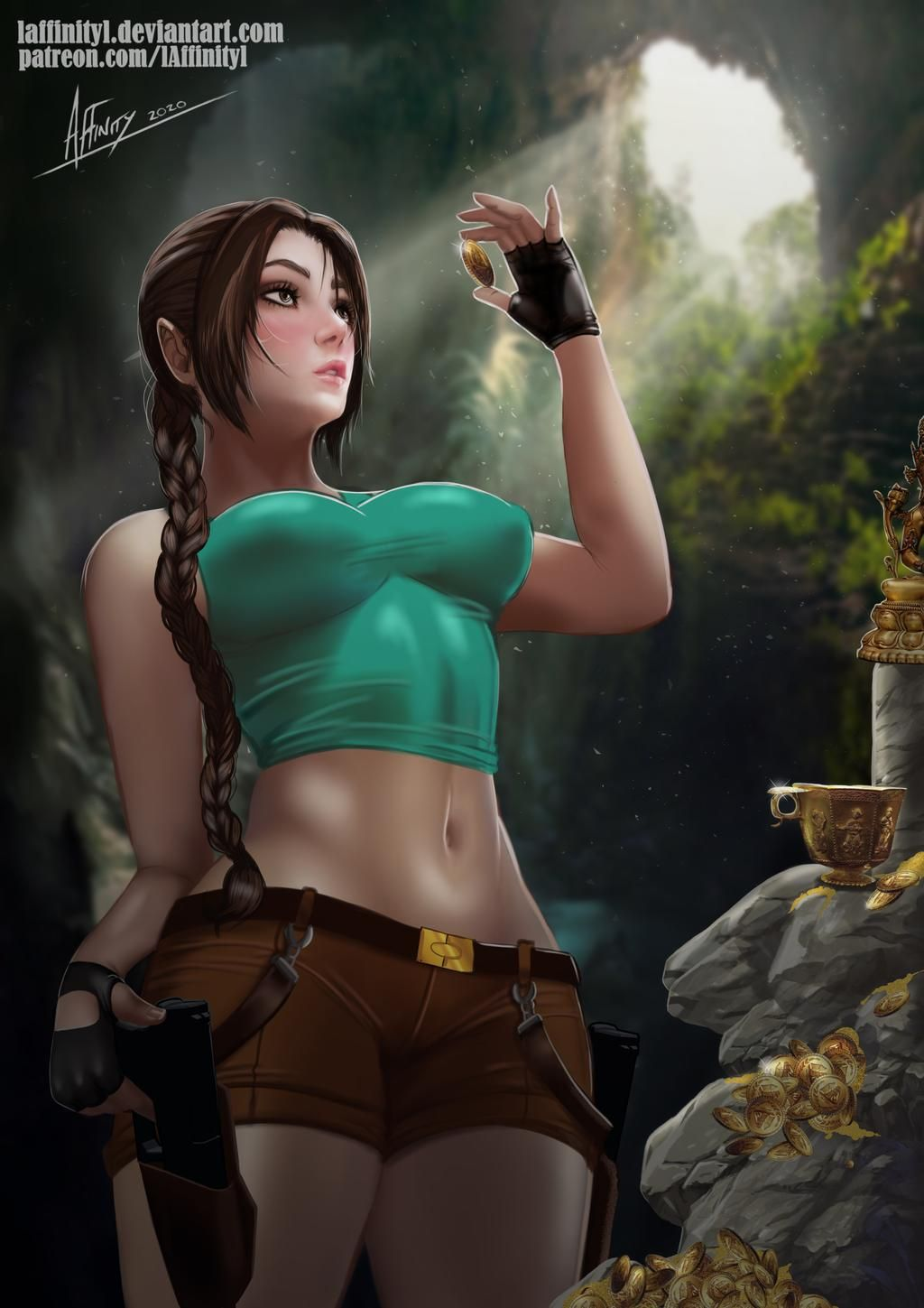 Pin by .1TRH1. on Lara Croft in 2020 (With images) | Lara