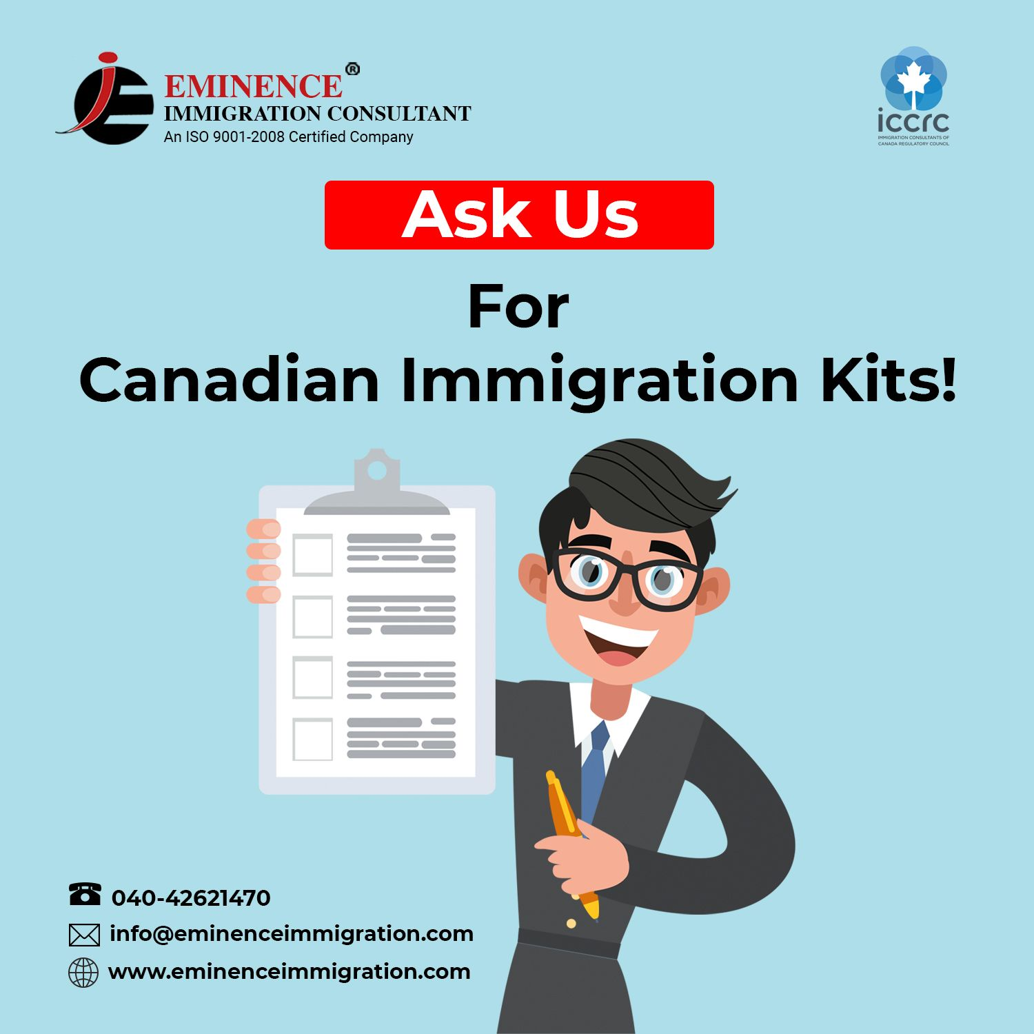 Immigrate to Canada is your favourite destination place