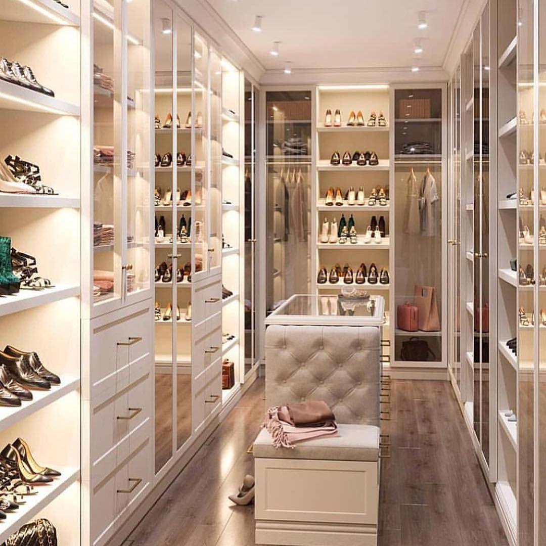 Masters Of Luxury On Instagram Ladies This Walk In Closet Is