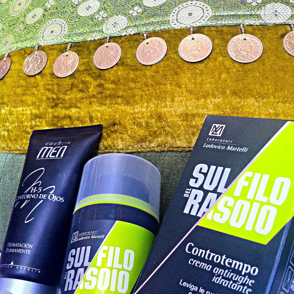 Yuhuuu! Ya ha llegado mi pedido de cosmética masculina de Quieru.com !!! ✨✨ #ArnyBeauty #quieru #QuieruCom