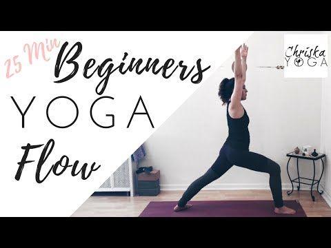 beginners yoga flow  gentle beginners yoga  30 minute