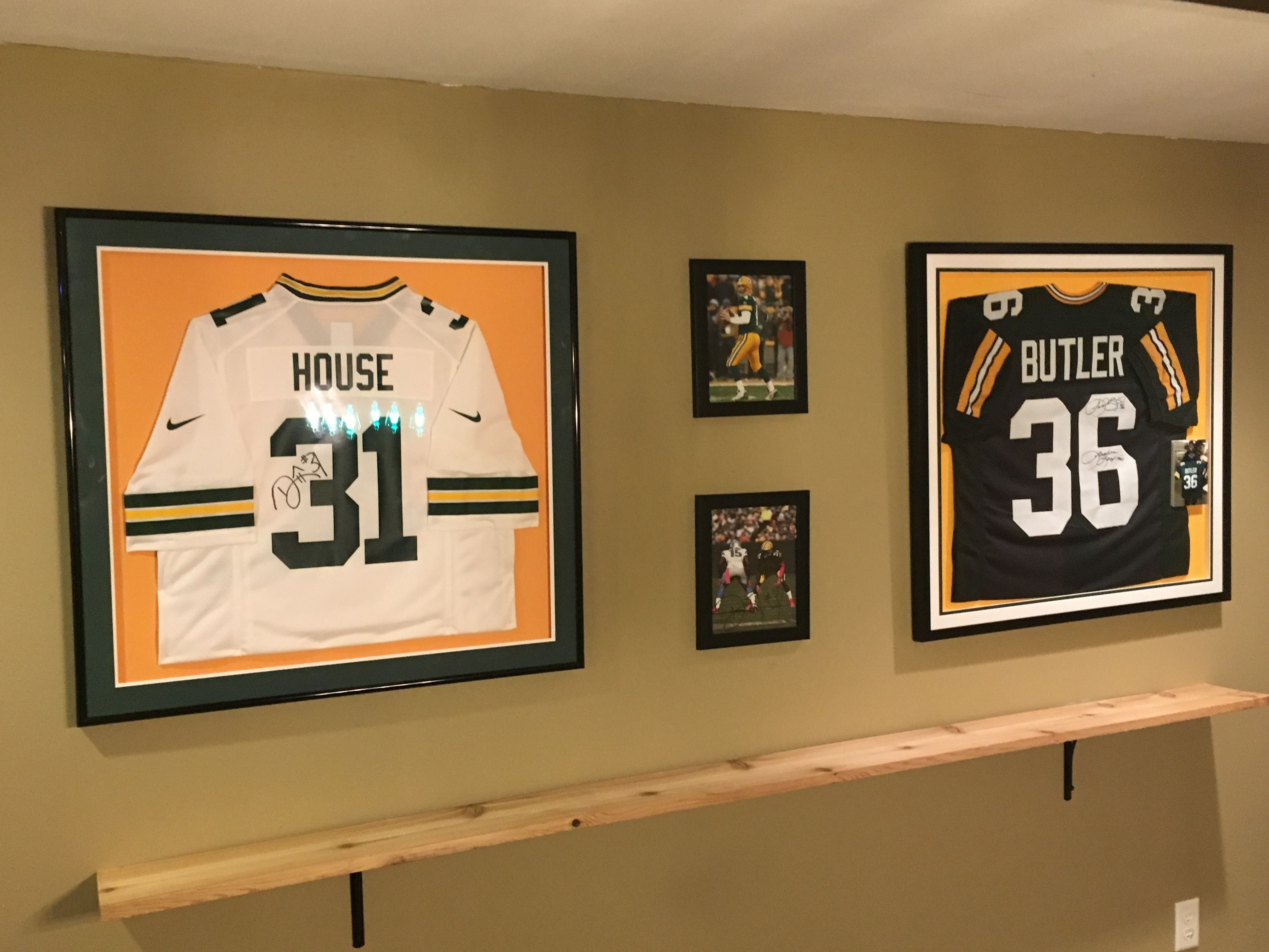 Packer bar wall with drink rail. Drink rails: easy, cheap and ...