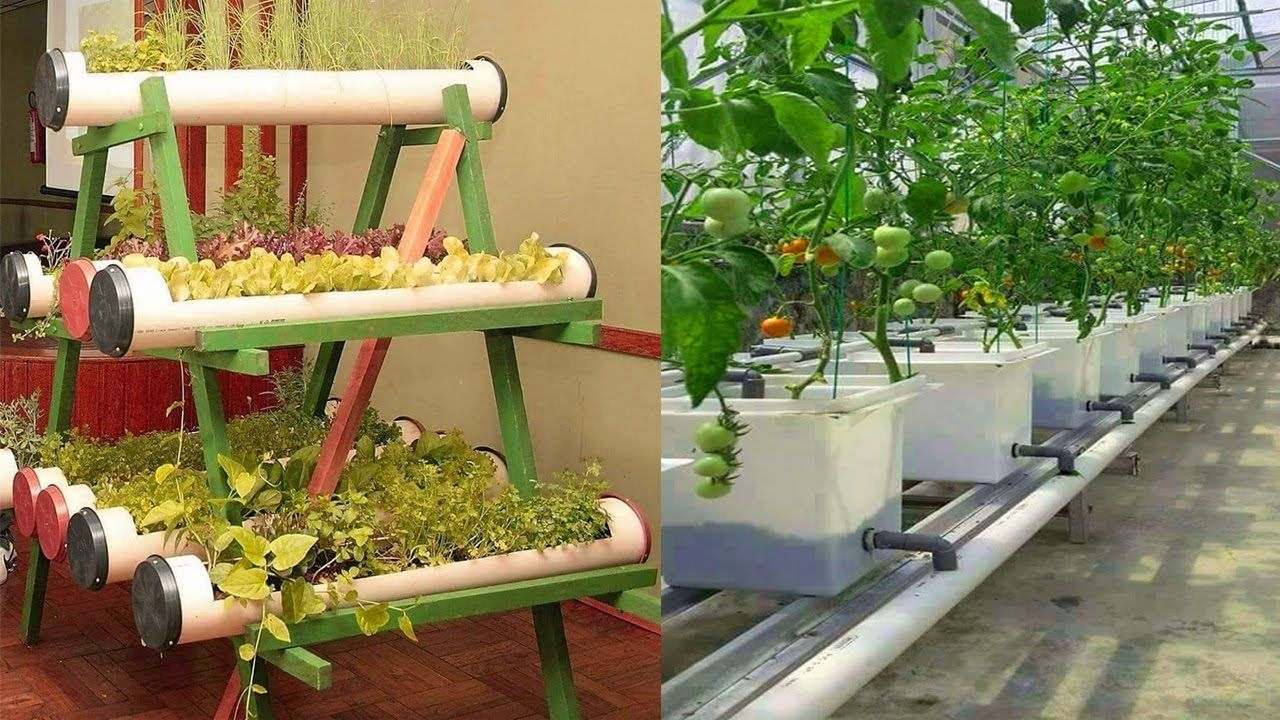 Small Space Vertical Vegetable Gardens Ideas-Unique ...