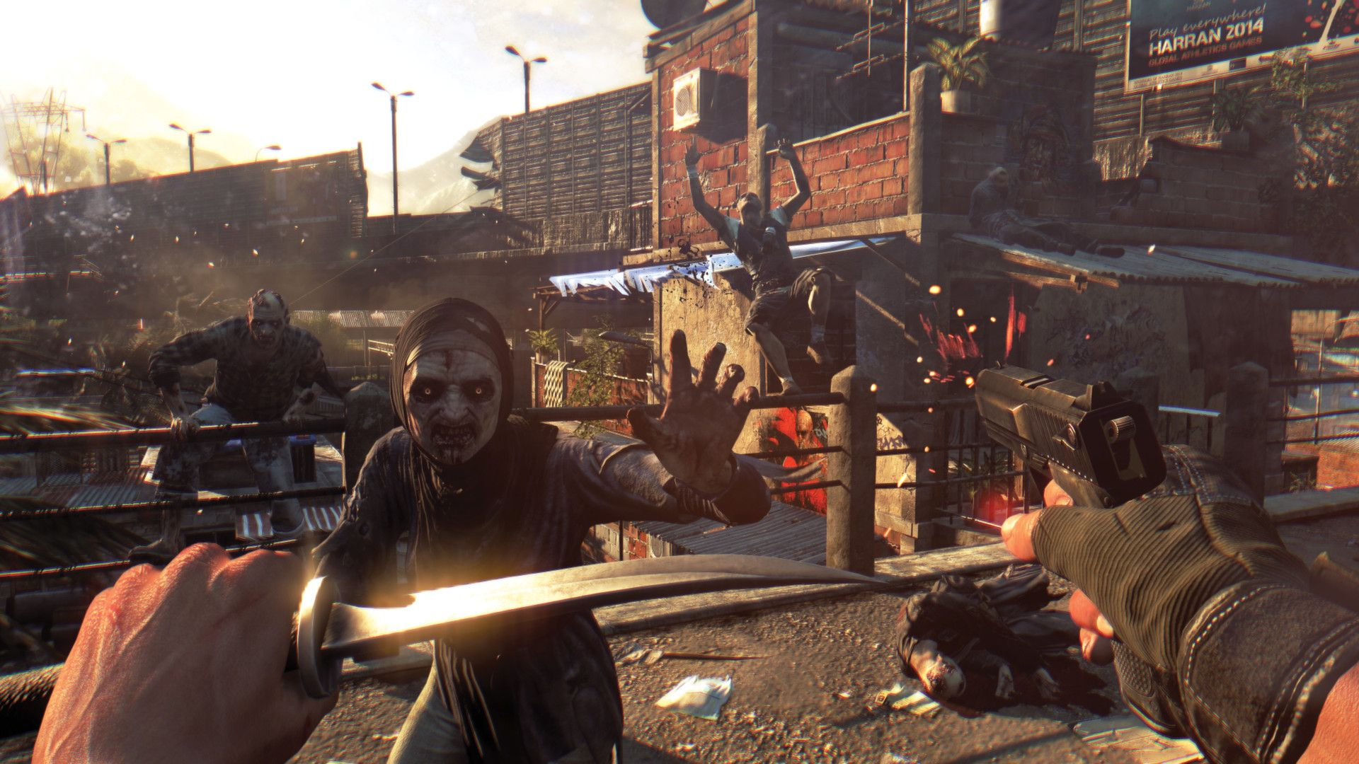 The Ps4 Is Back On Top And Dying Light Is Bright In The January 2015