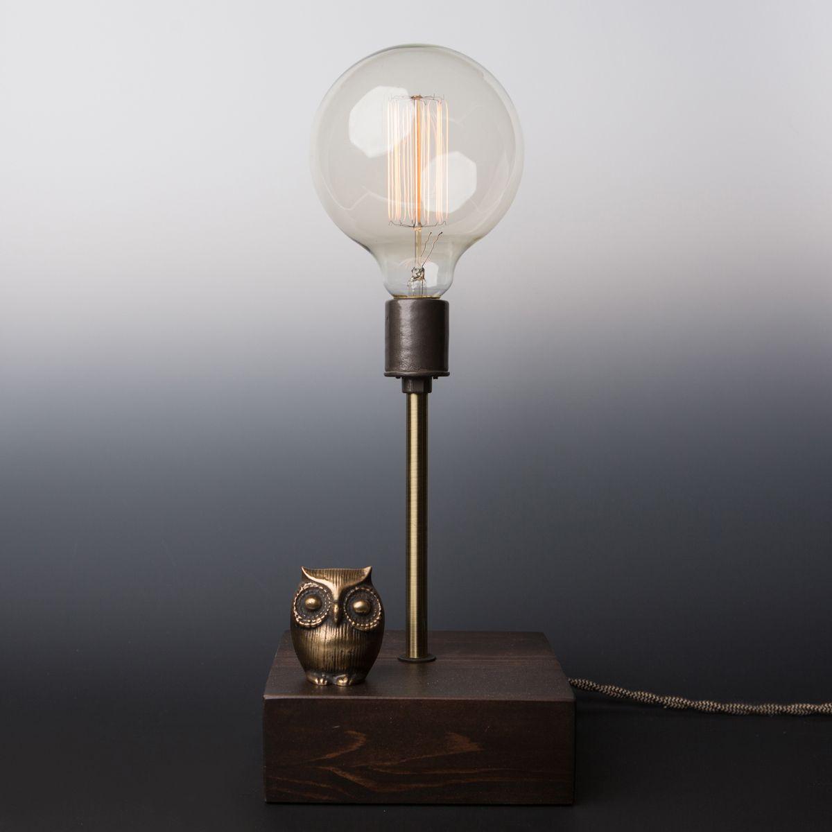 Mr Owl Touch Sensor Lamp Owl Lamp Lamp Globe Bulb
