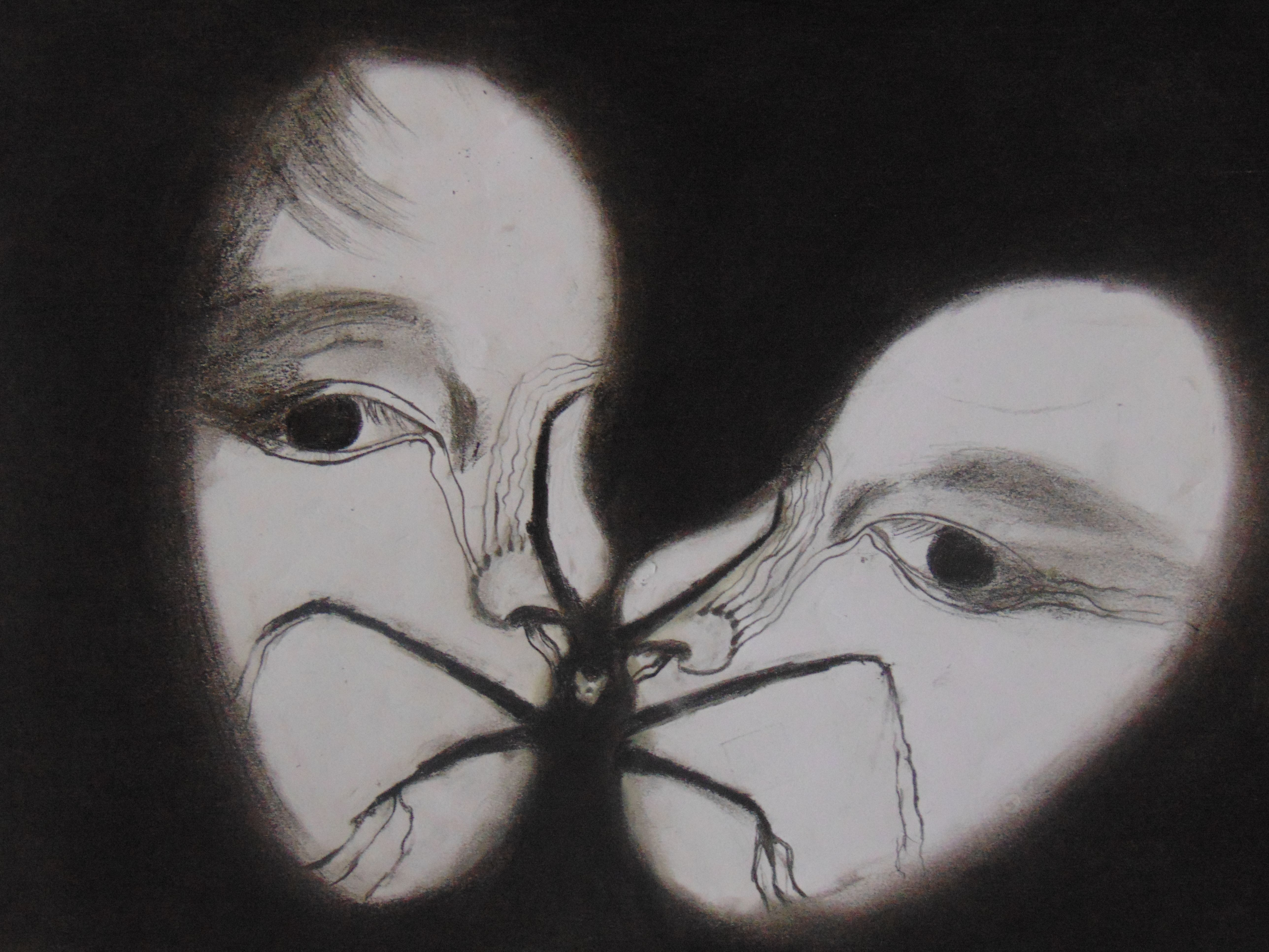 sometimes Reflection makes a scene more complicated. http://drawingbazar.blogspot.in/