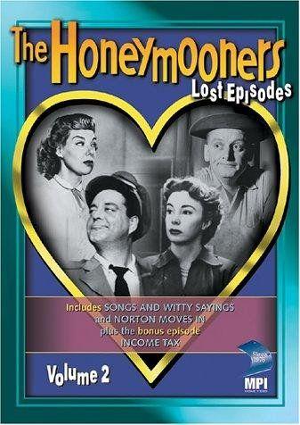 the honeymooners 1955 poster
