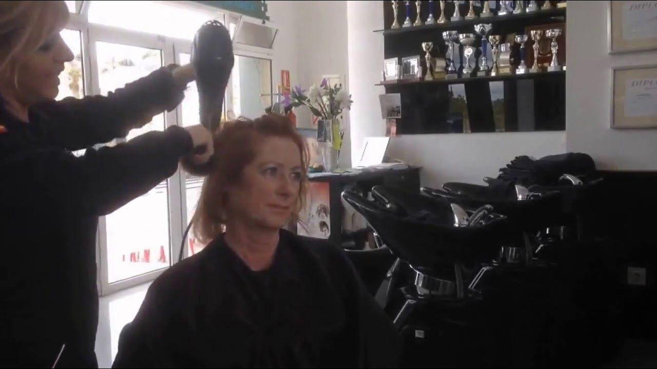 Hoe Knip Je Lang Haar in Laagjes knippenTechnique 2016Hair Makeup Makeov...
