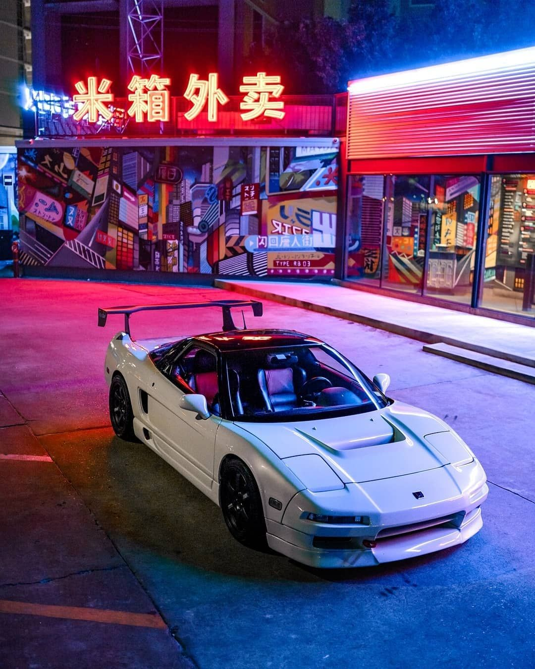𝗦𝘁𝗿𝗲𝗲𝘁 𝗖𝗼𝗻𝗰𝗼𝘂𝗿𝘀 S Instagram Photo Honda Nsx Honda Acura Pic Riceboxed Honda Acura Nsx Neon Design In 2020 Street Racing Cars Nsx Tuner Cars