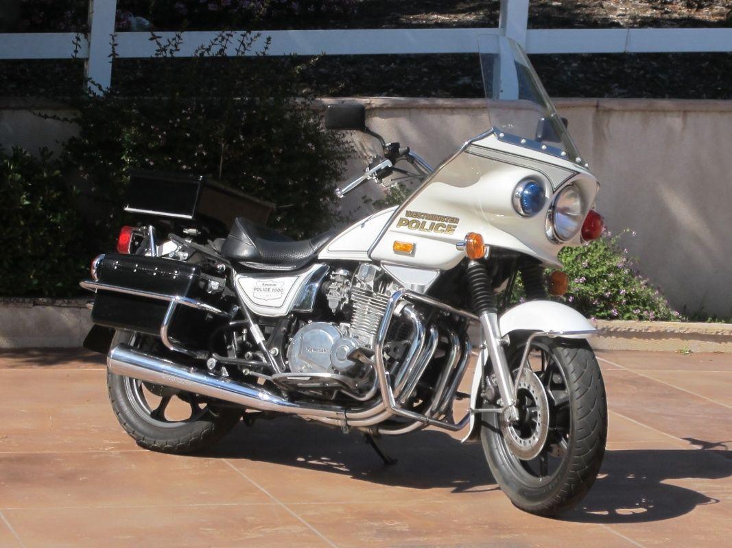 1997 Kawasaki KZ1000 - Police Special | Classic Driver Market