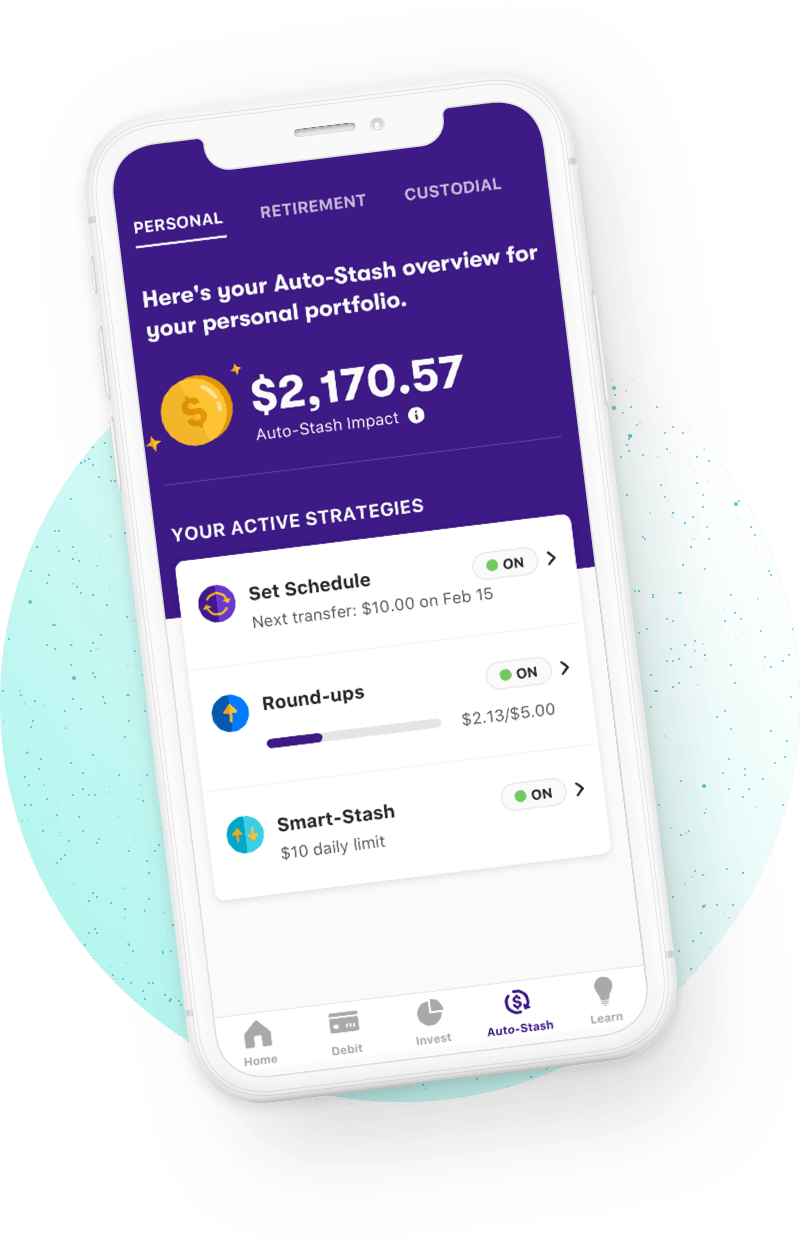 Start Investing with Just 5 Stash Investing