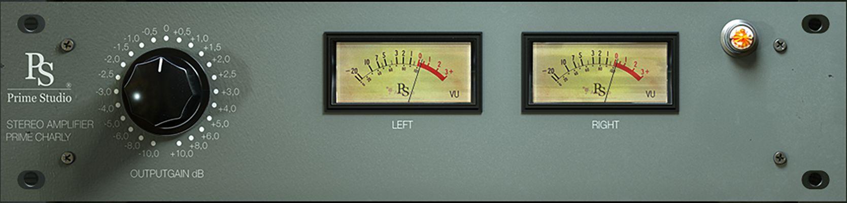 Free summing amplifier vstau plugin by prime studio met