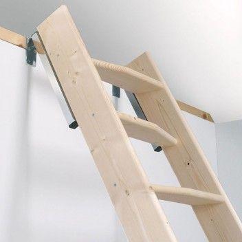 Sammenleggbar trapp
