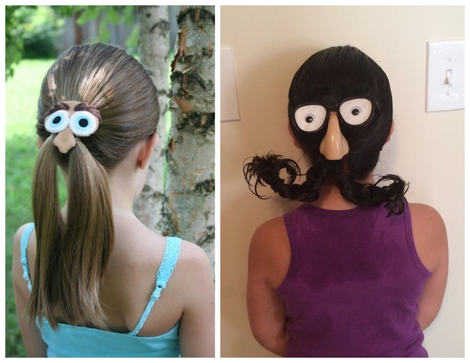 just for the kids: crazy hair day | wacky hair day | crazy