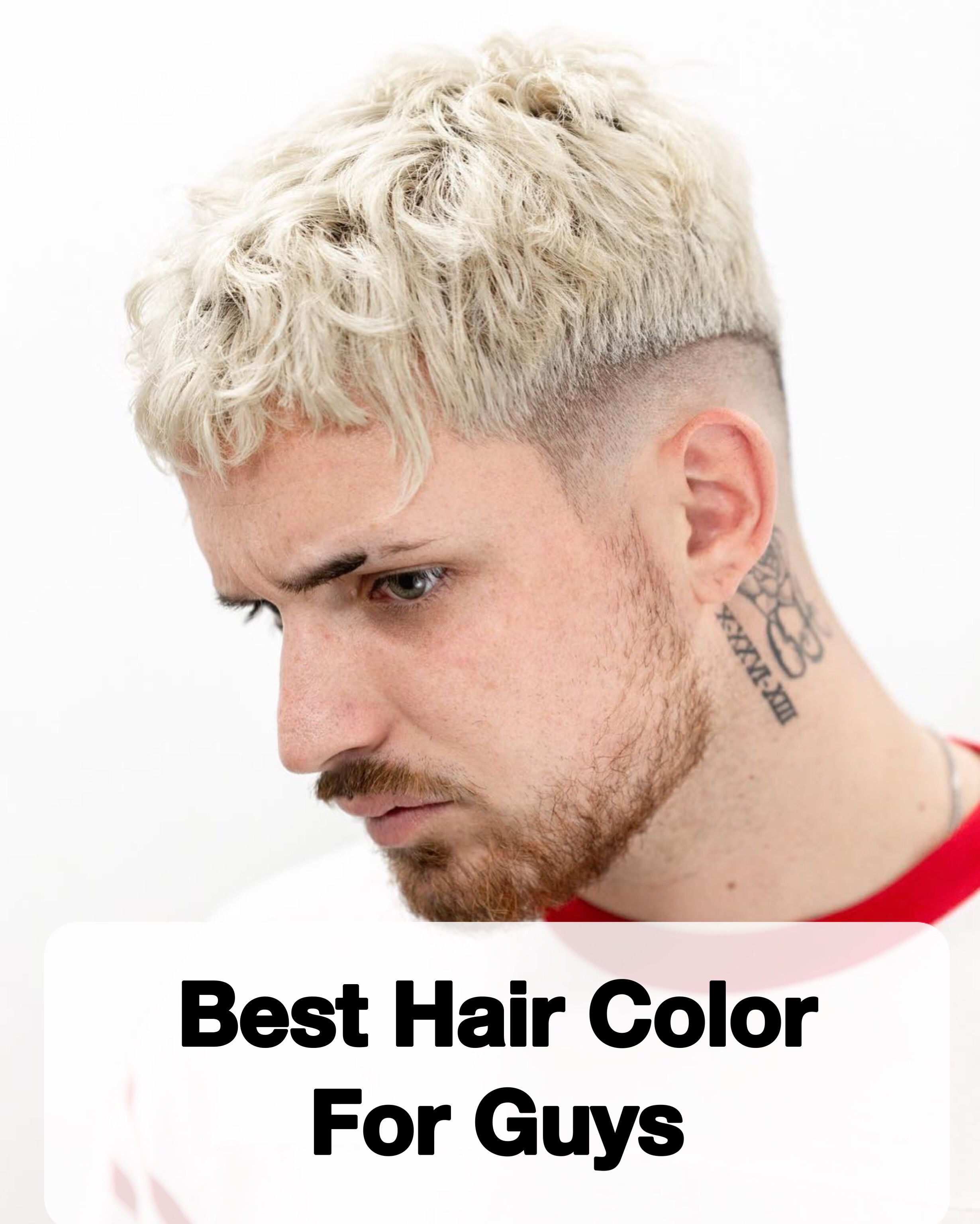 20 Best Hair Color For Guys In 2018 Hair Make Up Pinterest