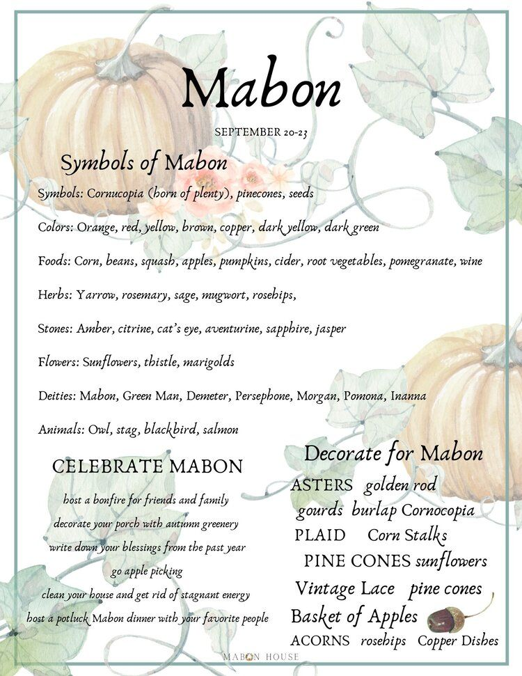 Pagan Planner by Mabon House — Mabon House