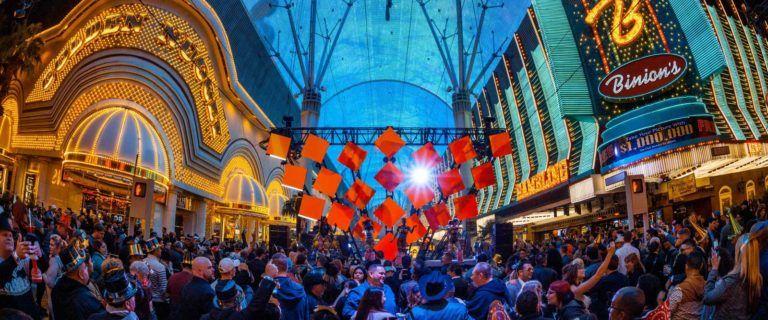 Live Entertainment Fremont Street Experience Fremont