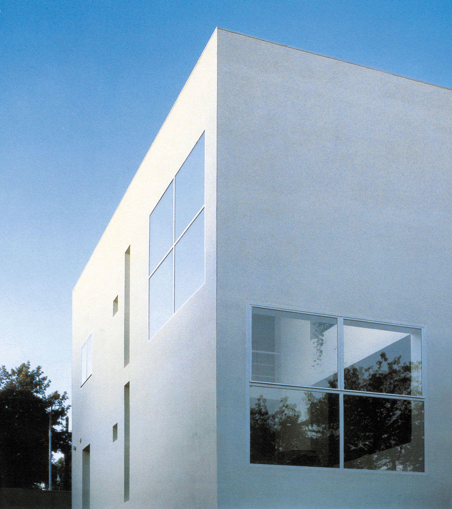 Alberto Campo Baeza, Hisao Suzuki · Turégano House · Divisare