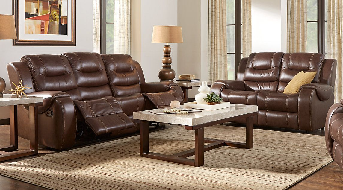 Best Leather Living Room Furniture Sets Black White Brown 400 x 300