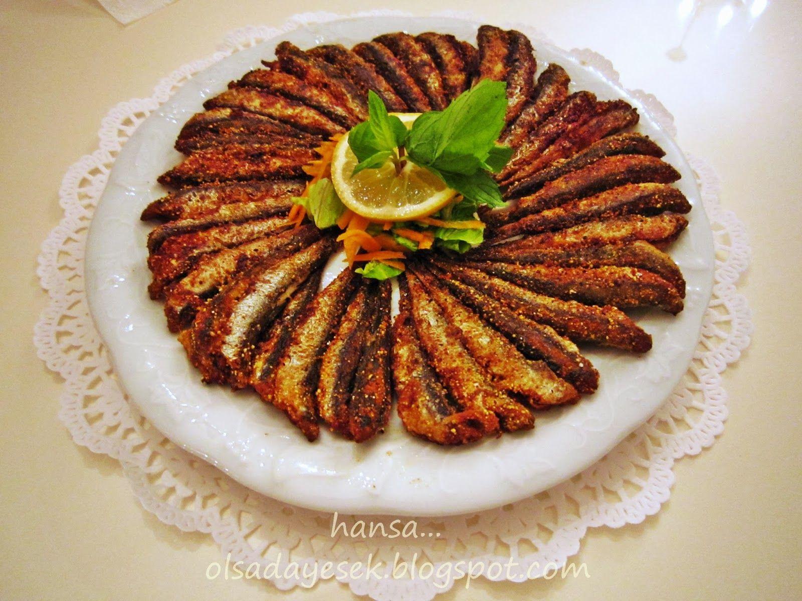 hamsi tava-karadeniz | regional foods | Pinterest