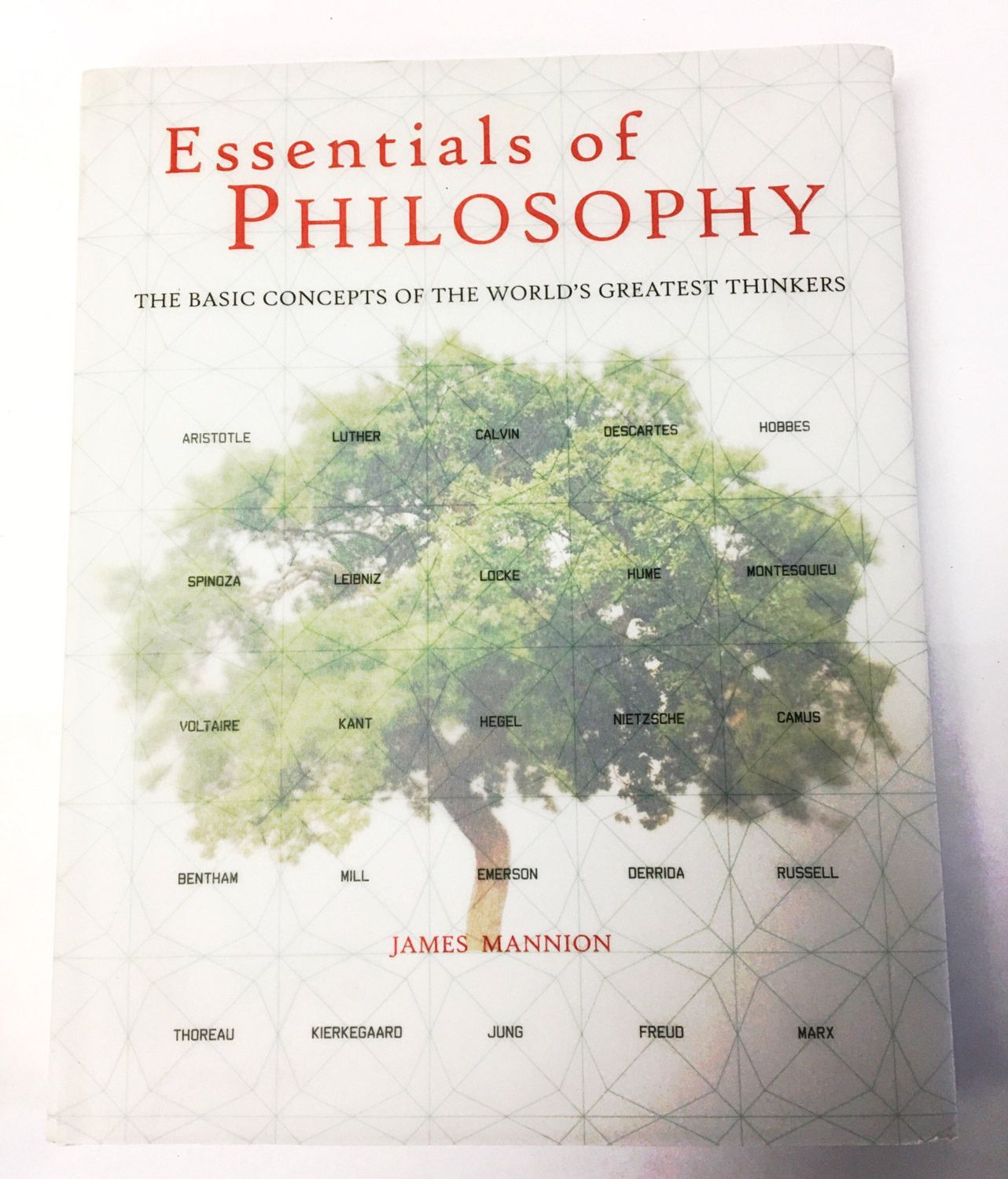 Essentials Of Philosophy Textbook Text Book By James
