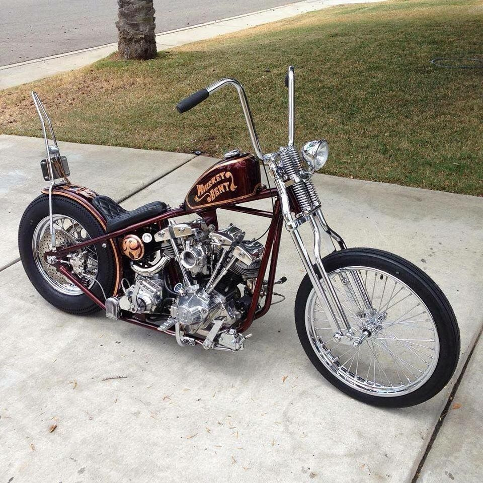Old School Is Right With Images Motorcycle Custom Choppers