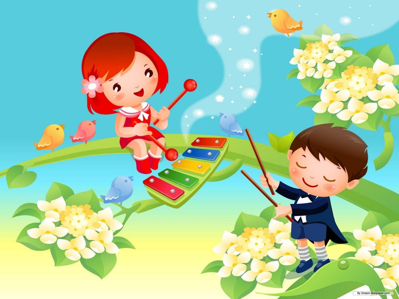 am wallpaper cartoon wallpaper children games 3