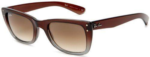 ca558bcac1 Ray Ban RB 4148 Caribbean Sunglasses 824 51 Brown Pipe Grad.On Gray Ray-Ban.   121.91. Lens Color  Crystal Brown Gradient. Gender  Mens. Brand  Ray Ban.