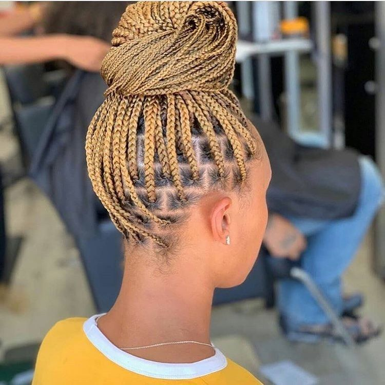 Pin On Braided