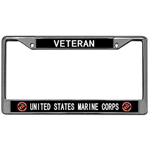 Protected By The 2nd Amendment Photo License Plate Frame