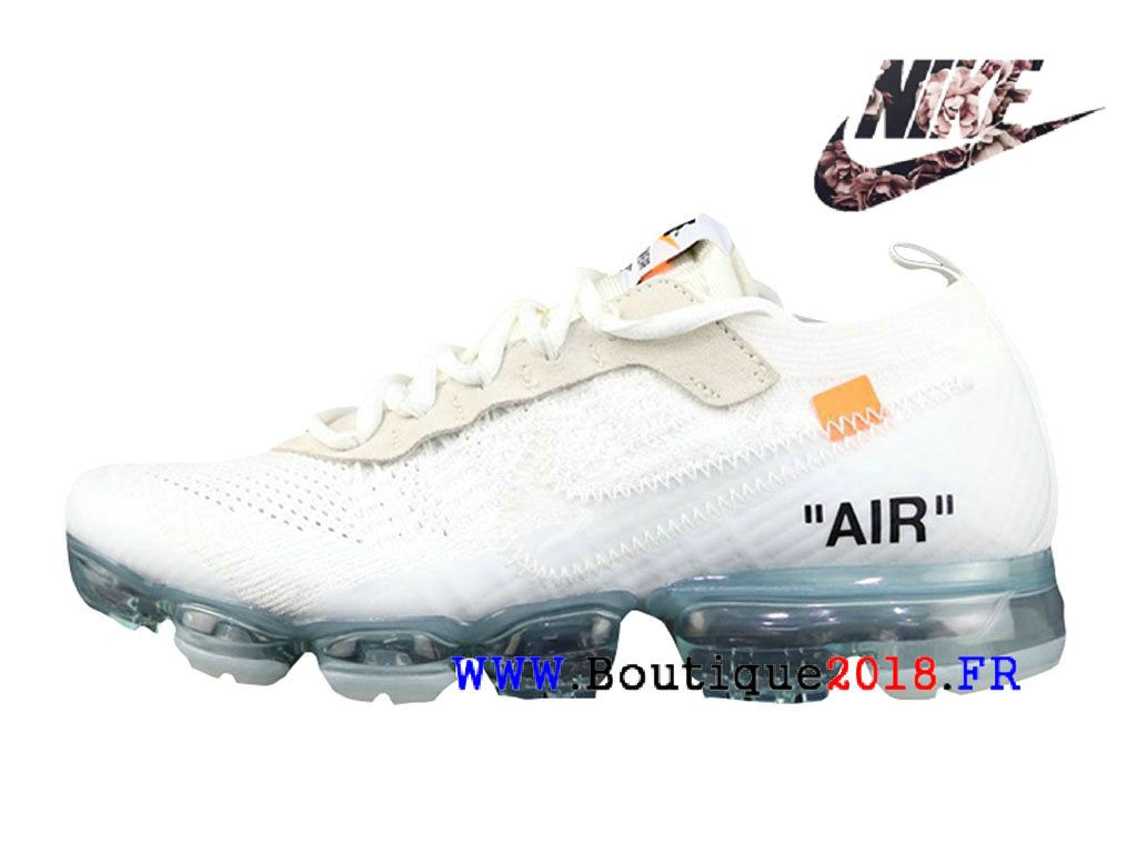 check out bfe7d a2115 Officie Nike Air Vapormax FK 2018 Chaussure de Running Nike Pas Cher Pour  Femme Blanc AA3831-100-Nike Boutique de Chaussure Baskets Site Officiel ...