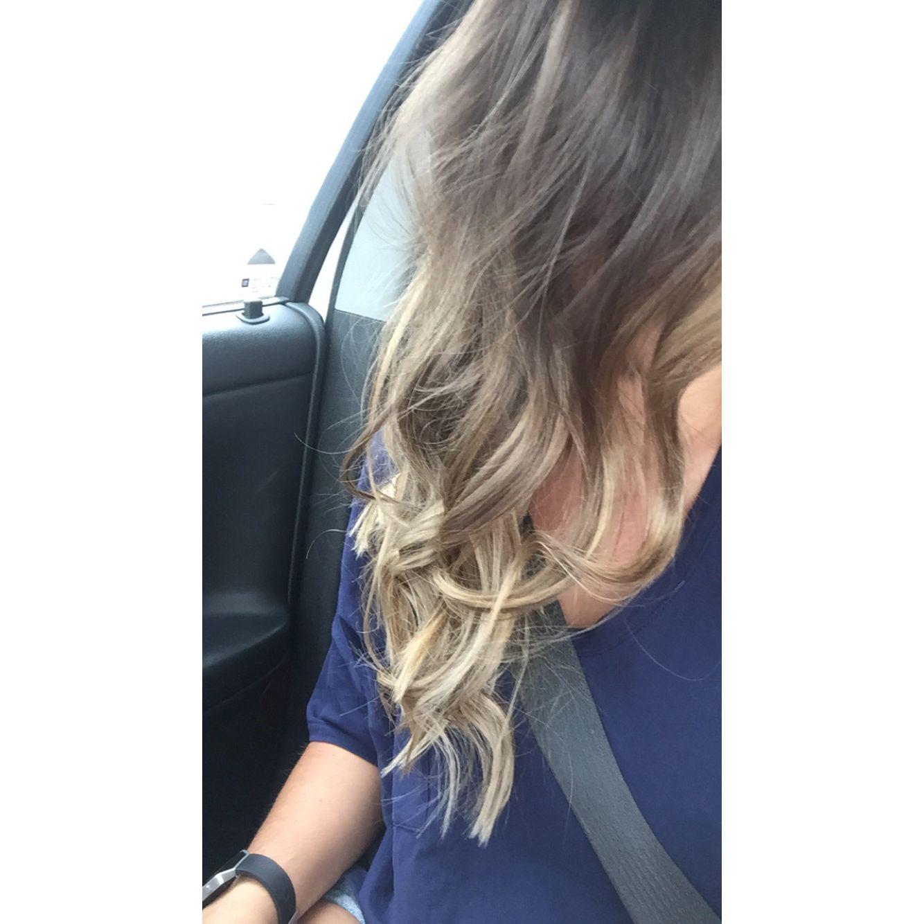 Hair by Jordan!