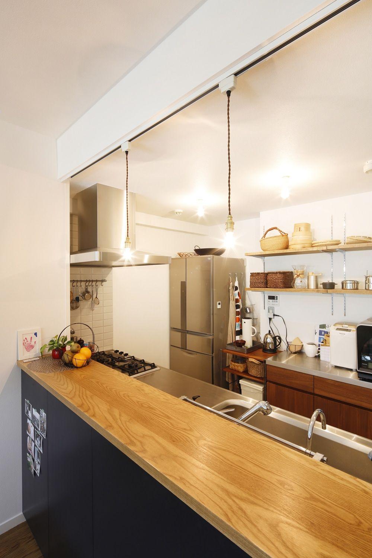 キッチン おしゃれまとめの人気アイデア Pinterest きら コンクリートキッチン 現代的なキッチン キッチンのカウンタートップ