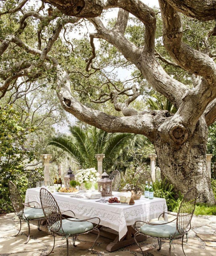 Ideas para decorar un jard n r stico c mo realizar un dise o de jard n natural ideas - Diseno de jardines rusticos ...
