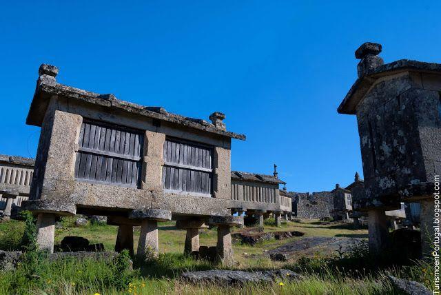 Lindoso arquitectura y naturaleza | Turismo en Portugal