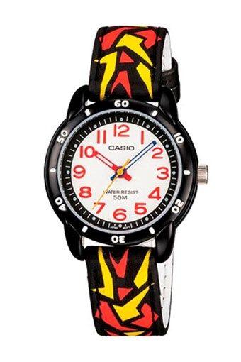Casio Reloj Collection de Cuarzo de Tela Multicolor, antes 42€ ahora 18€ en divinitycollection.es
