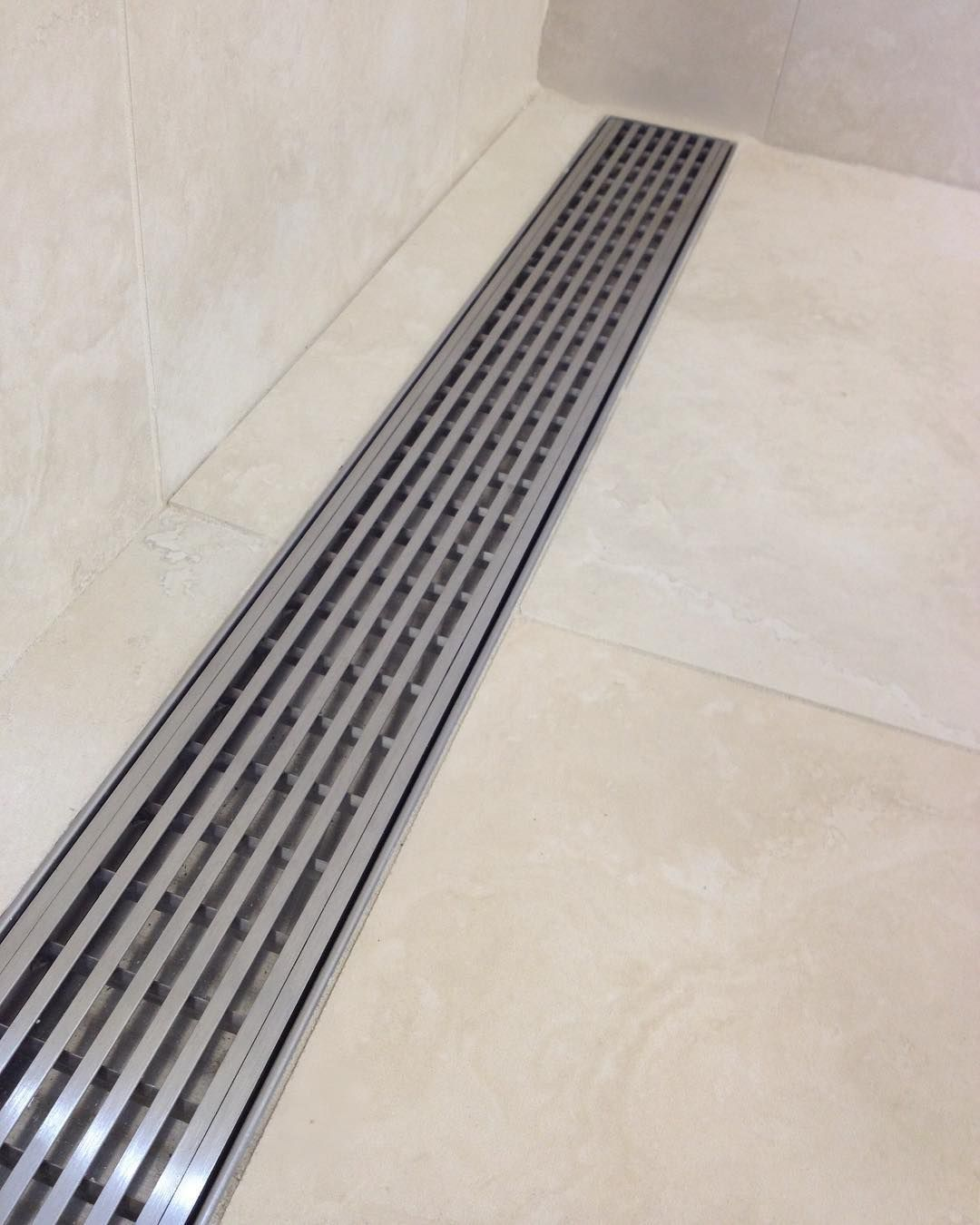 Luxe Linear Drains On Instagram Unmatched In Design Strength