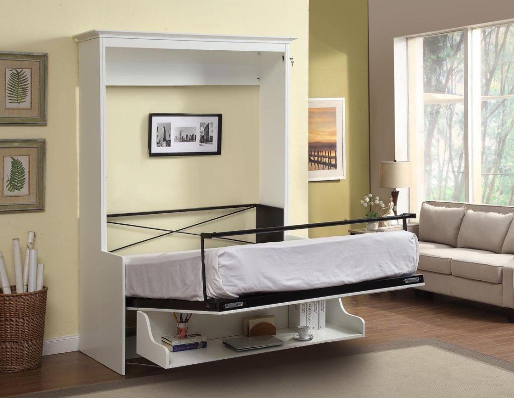Wunderbar Ausklappbares Bett Das Beste Von Wand Mit Schreibtisch Executive Home Office Möbel