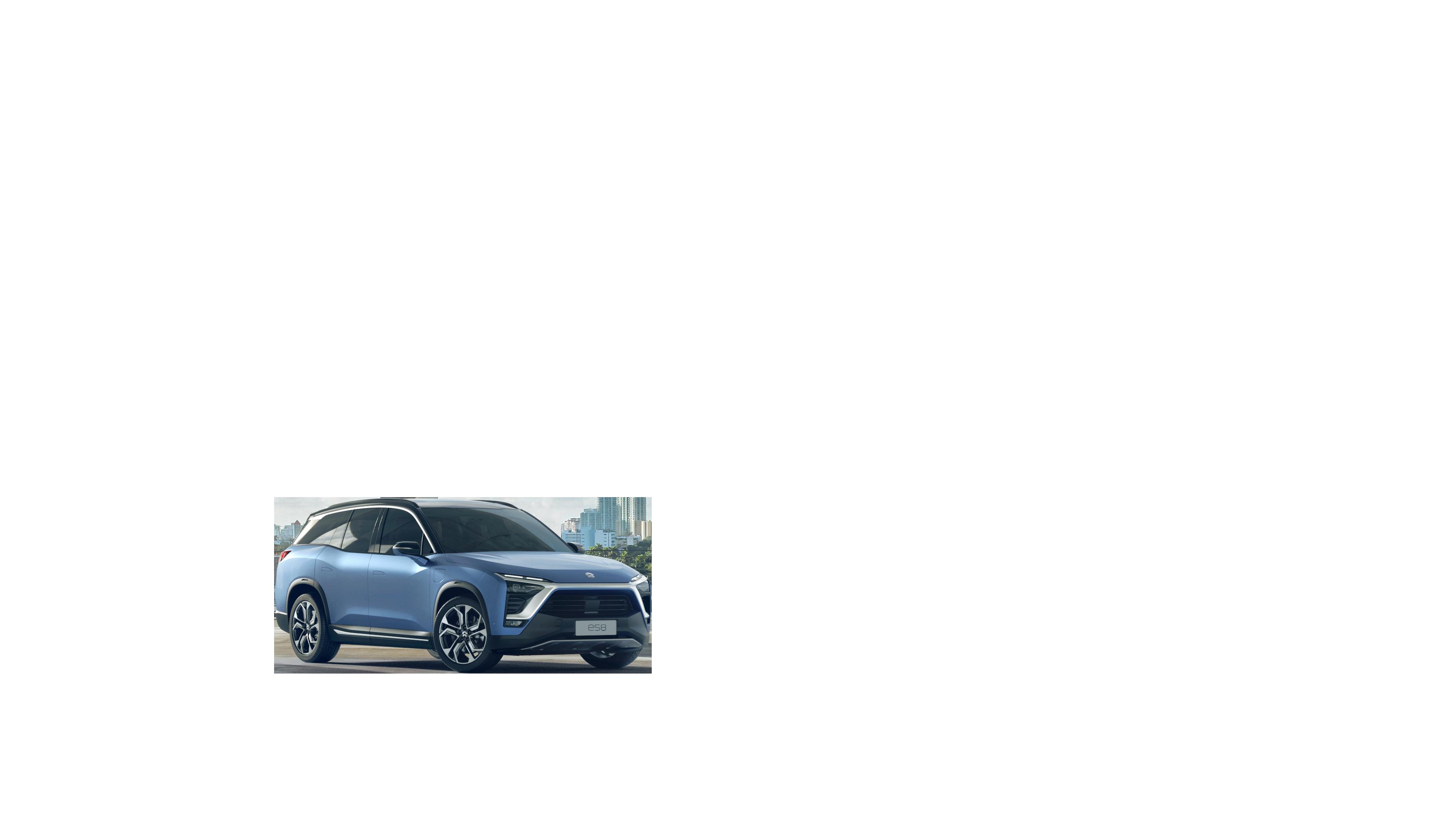 Nio Home Electric Cars Toy Car Car