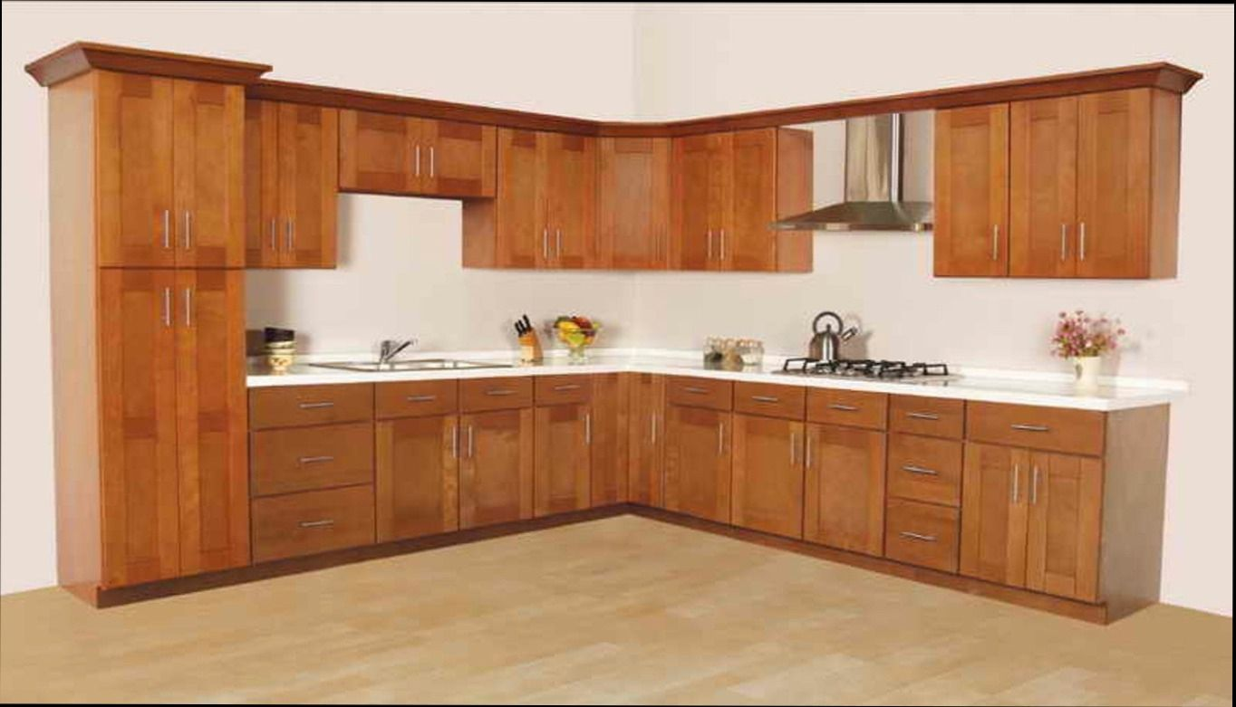 Beautiful Chocolate Color Kitchen Cabinets