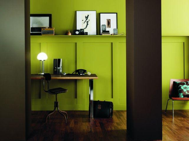 Quelles couleurs associer avec le vert ? | Peinture ...