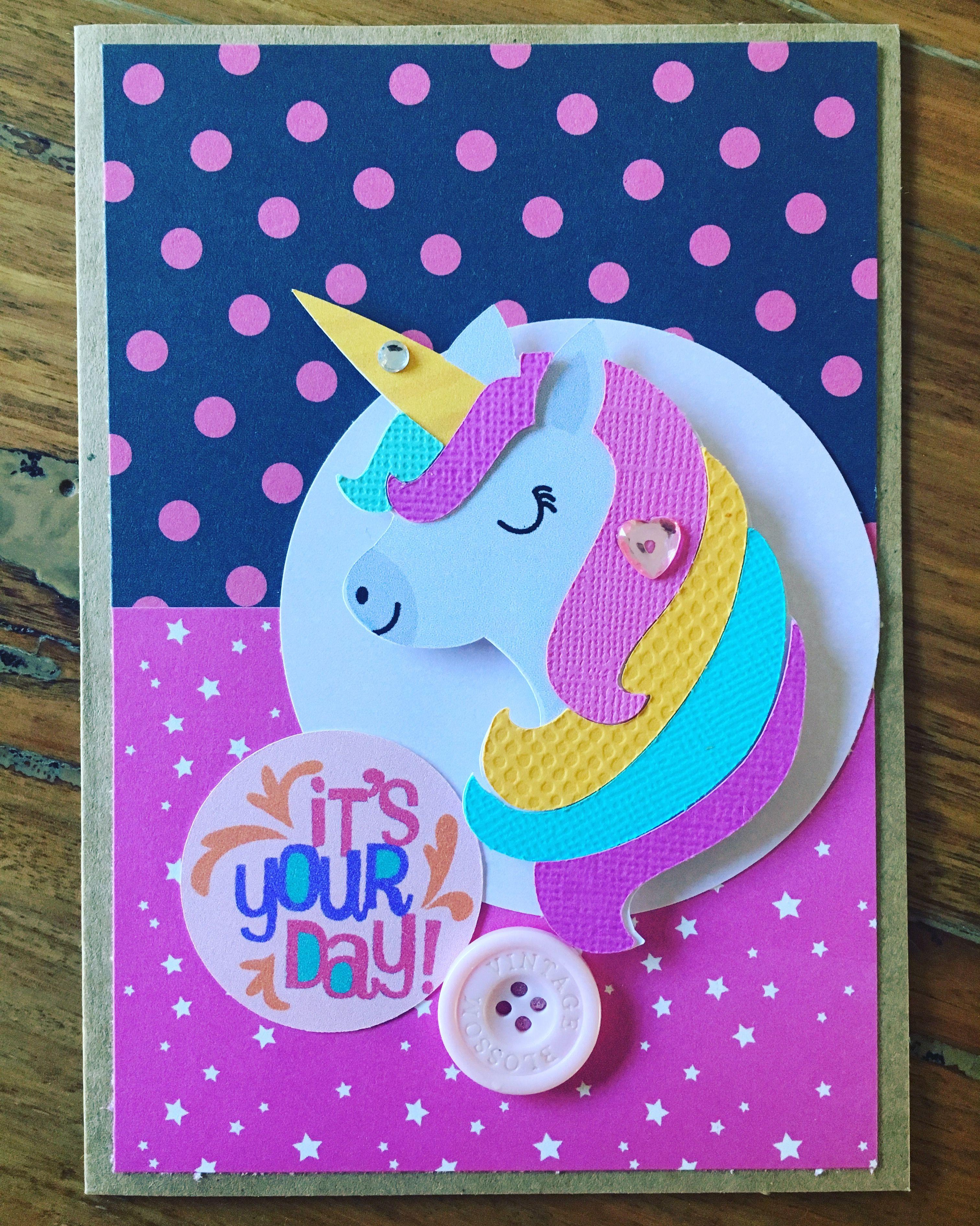 File Cards 10 Heart Svg: Unicorn Svg Diecut Cut File Cricut Card Tag Party