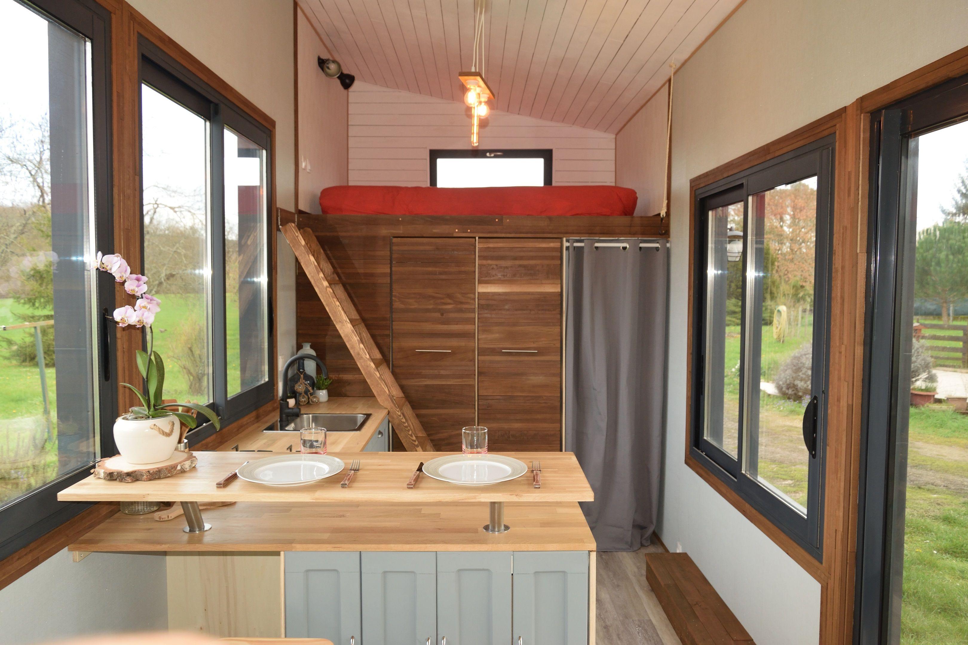 à Vendre Tiny House Lumen Neuve 7 2 M Gironde