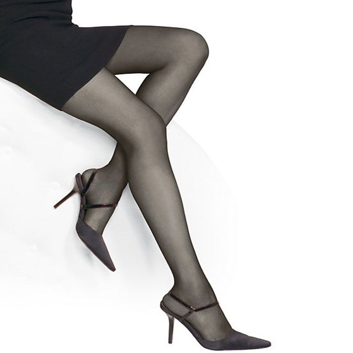 085507d3e7c94 Everyday Elegance Seamless Black Pantyhose Tights | Pantyhose ...